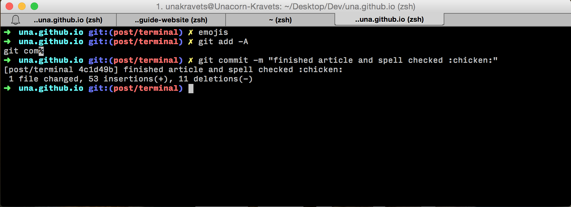 how to know if im usin bash or zsh